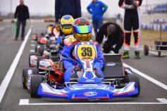 Los pilotos de SKB Competición /Thingbook se quedan a las puertas del podio en el primer meeting del CKCV