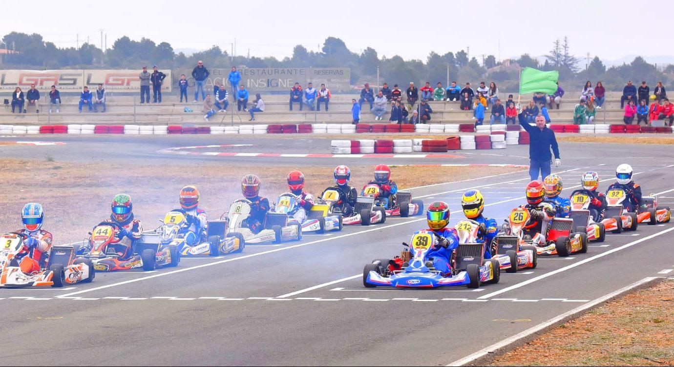 SKB Competición/Thingbook peleará por el podio en el tercer meeting del CKCV que acontecerá en el kartódromo Lucas Guerrero