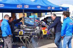 El Circuito Ricardo Tormo de Cheste acoge la última cita del Campeonato de Karting de la Comunidad Valenciana