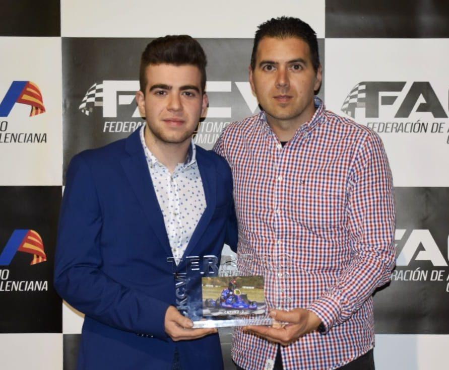 SKB Competición/Thingbook, protagonista en la Gala de Campeones de la FACV